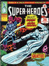 Cover for The Super-Heroes (Marvel UK, 1975 series) #2