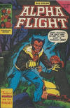 Cover for Alpha Flight (Federal, 1984 ? series) #8