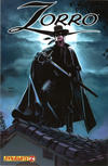 Cover Thumbnail for Zorro (2008 series) #2 [Mike Mayhew Cover]
