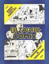 Cover for Bizarre Comix (Bélier Press, 1975 series) #2 - Princess Elaine's Terrible Fate; Dangerous Plight of Princess Elaine