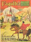 Cover for Fagulha (Mocidade Portuguesa, 1954 series) #5