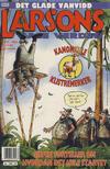 Cover for Larsons gale verden (Bladkompaniet / Schibsted, 1992 series) #10/1995