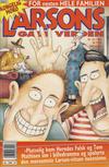 Cover for Larsons gale verden (Bladkompaniet / Schibsted, 1992 series) #12/1995