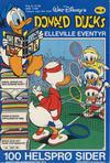 Cover for Donald Ducks Elleville Eventyr (Hjemmet / Egmont, 1986 series) #8 [Reutsendelse]