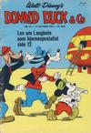 Cover for Donald Duck & Co (Hjemmet / Egmont, 1948 series) #43/1972