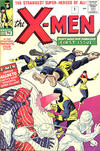 Cover for The X-Men (Marvel, 1963 series) #1 [UK Pence Variant]