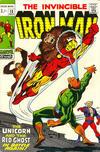 Cover Thumbnail for Iron Man (1968 series) #15 [British]