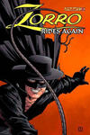 Cover for Zorro Rides Again (Dynamite Entertainment, 2011 series) #8