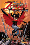 Cover for Zorro Rides Again (Dynamite Entertainment, 2011 series) #10