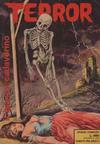 Cover for Terror (Ediperiodici, 1969 series) #4