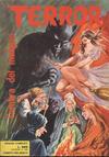 Cover for Terror (Ediperiodici, 1969 series) #6