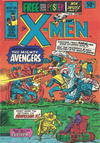 Cover for The X-Men (Newton Comics, 1976 series) #5