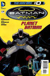 Cover for Batman Incorporated (DC, 2012 series) #0 [Aaron Kuder Cover]