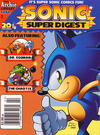Cover Thumbnail for Sonic Super Digest (2012 series) #2 [Newsstand]