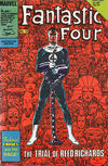 Cover for Fantastic Four (Federal, 1983 series) #10