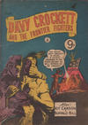 Cover for Davy Crockett and the Frontier Fighters (K. G. Murray, 1955 series) #4