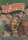 Cover for Davy Crockett and the Frontier Fighters (K. G. Murray, 1955 series) #7