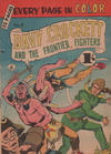 Cover for Davy Crockett and the Frontier Fighters (K. G. Murray, 1955 series) #8