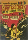 Cover for Davy Crockett and the Frontier Fighters (K. G. Murray, 1955 series) #11