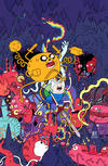 Cover for Adventure Time (Boom! Studios, 2012 series) #10 [Cover D by Nick Edwards]