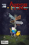 Cover for Adventure Time (Boom! Studios, 2012 series) #10