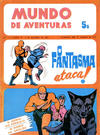 Cover for Mundo de Aventuras (Agência Portuguesa de Revistas, 1973 series) #1