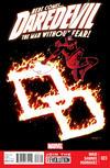 Cover for Daredevil (Marvel, 2011 series) #23