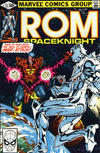 Cover for ROM (Marvel, 1979 series) #12 [Direct Edition]