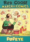 Cover Thumbnail for Boys' and Girls' March of Comics (1946 series) #37 [Red Goose variant]
