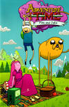 Cover for Adventure Time (Boom! Studios, 2012 series) #9 [Cover C by Joe Quinones]