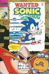 Cover for Sonic the Hedgehog (Archie, 1993 series) #2 [Direct Edition]