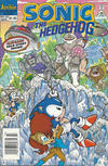 Cover Thumbnail for Sonic the Hedgehog (1993 series) #32 [Newsstand]