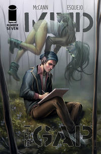 Cover Thumbnail for Mind the Gap (Image, 2012 series) #7 [Variant Cover by Sonia Oback]