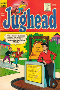 Cover Thumbnail for Jughead (Archie, 1965 series) #140
