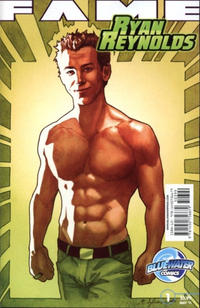 Cover Thumbnail for Fame: Ryan Reynolds (Bluewater / Storm / Stormfront / Tidalwave, 2011 series) #1