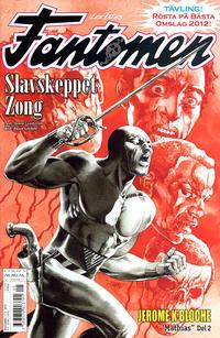 Cover Thumbnail for Fantomen (Egmont, 1997 series) #5/2013