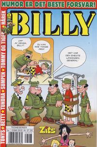 Cover Thumbnail for Billy (Hjemmet / Egmont, 1998 series) #3/2013