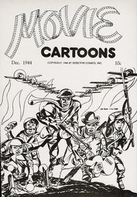 Cover Thumbnail for Movie Cartoons [ashcan] (DC, 1944 series)