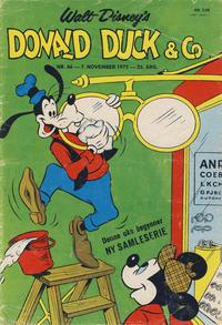 Cover Thumbnail for Donald Duck & Co (Hjemmet / Egmont, 1948 series) #46/1972