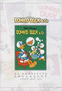 Cover Thumbnail for Donald Duck & Co De komplette årgangene (Hjemmet / Egmont, 1998 series) #[101] - 1969 del 3