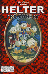 Cover Thumbnail for Donald Duck Tema pocket; Walt Disney's Tema pocket (Hjemmet / Egmont, 1997 series) #[56] - Helter fra Andeby