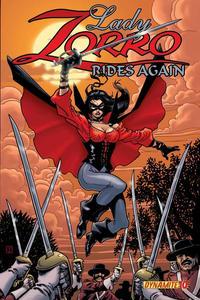 Cover Thumbnail for Zorro Rides Again (Dynamite Entertainment, 2011 series) #10