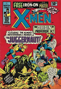Cover Thumbnail for The X-Men (Newton Comics, 1976 series) #6