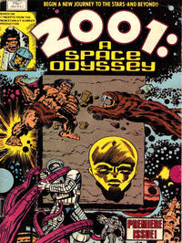 Cover Thumbnail for 2001: A Space Odyssey (Yaffa / Page, 1980 ? series) #[nn]