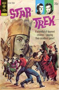 Cover Thumbnail for Star Trek (Western, 1967 series) #23