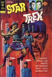 Cover Thumbnail for Star Trek (Western, 1967 series) #26