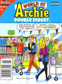 Cover Thumbnail for World of Archie Double Digest (Archie, 2010 series) #26 [Newsstand]