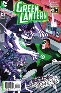 Cover Thumbnail for Green Lantern: The Animated Series (DC, 2012 series) #4