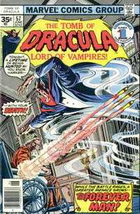 Cover Thumbnail for Tomb of Dracula (Marvel, 1972 series) #57 [35¢]