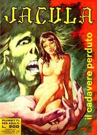 Cover Thumbnail for Jacula (Ediperiodici, 1969 series) #54